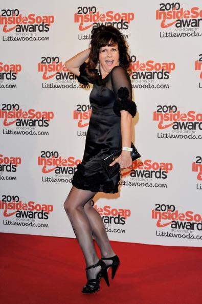 Mini Dress「Inside Soap Awards 2010 - Inside Arrivals」:写真・画像(0)[壁紙.com]