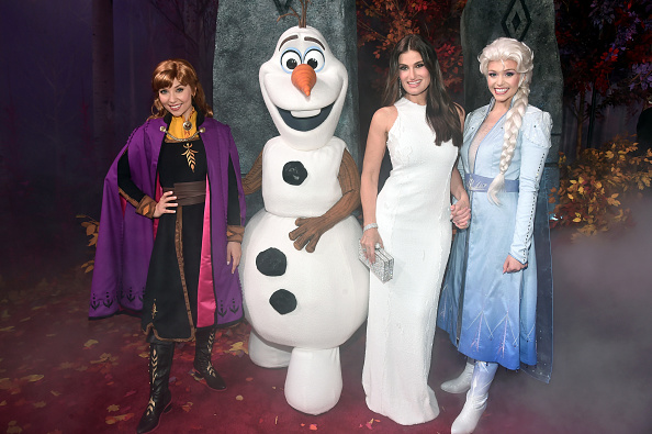 "Fictional Character「World Premiere Of Disney's ""Frozen 2""」:写真・画像(0)[壁紙.com]"