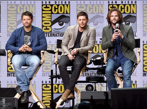 "San Diego Convention Center「Comic-Con International 2017 - ""Supernatural"" Panel」:写真・画像(14)[壁紙.com]"