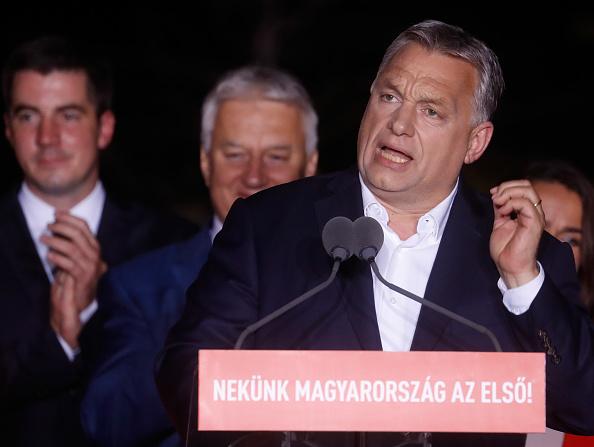 Laszlo Balogh「Hungary Votes In EU Elections」:写真・画像(12)[壁紙.com]