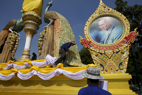 Ed Wray「Anti Government Protests Resume In Thailand Following Kings Birthday」:写真・画像(0)[壁紙.com]