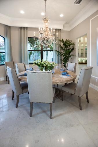 Dining「Elegant Diningroom house interior」:スマホ壁紙(13)