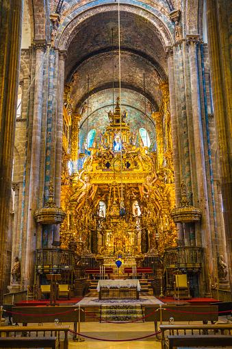 Camino De Santiago「Santiago Cathedral in Galicia」:スマホ壁紙(3)
