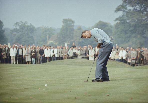 Putting - Golf「Piccadilly World Match Play Championship」:写真・画像(1)[壁紙.com]
