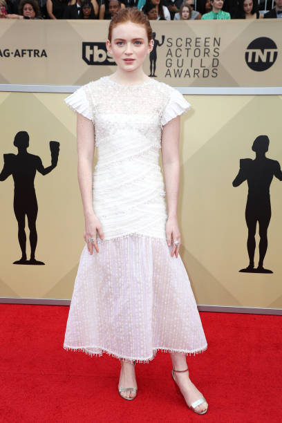 24th Annual Screen Actors Guild Awards - Arrivals:ニュース(壁紙.com)