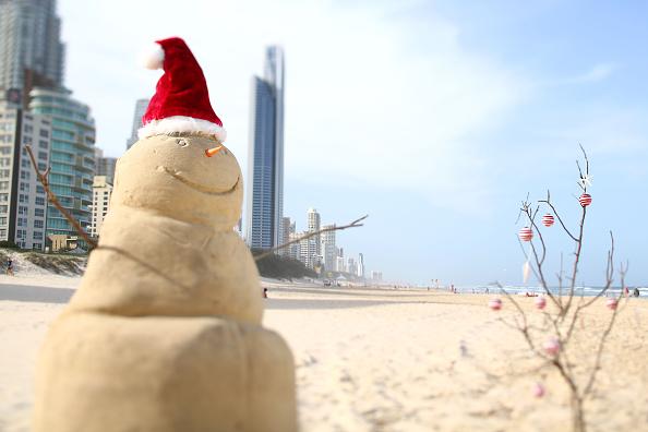 雪だるま「Christmas In Queensland」:写真・画像(5)[壁紙.com]