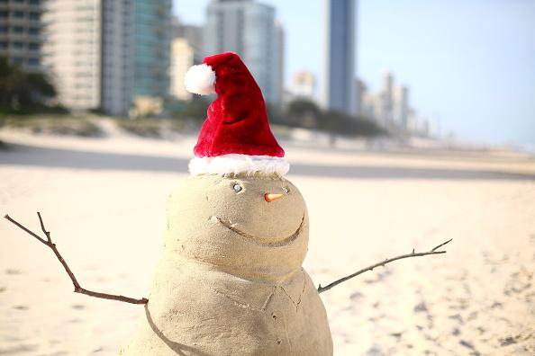 雪だるま「Christmas In Queensland」:写真・画像(4)[壁紙.com]