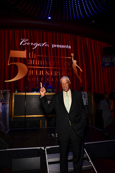 Julius Erving「Julius Erving Golf Classic Pairings Party」:写真・画像(10)[壁紙.com]