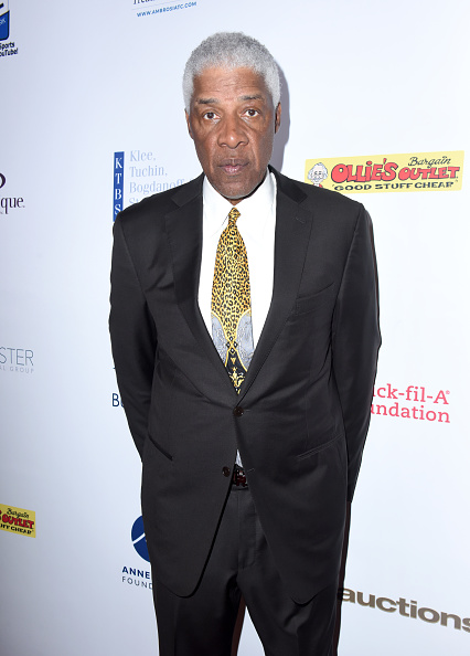 Julius Erving「17th Annual Harold & Carole Pump Foundation Gala」:写真・画像(5)[壁紙.com]