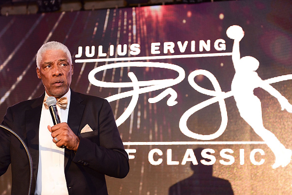 Julius Erving「The Julius Erving Golf Classic Black Tie Ball Sponsored by Delta Airlines & Pond LeHocky Law, With Cocktails Presented by Tanqueray No. TEN. Produced by PGD Global」:写真・画像(12)[壁紙.com]