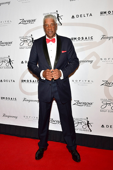 Julius Erving「Julius Erving Golf Classic - Erving Red Carpet & Parings Party」:写真・画像(13)[壁紙.com]