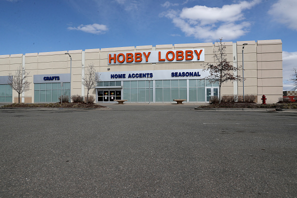 Hobby Lobby「Coronavirus Pandemic Causes Climate Of Anxiety And Changing Routines In America」:写真・画像(19)[壁紙.com]