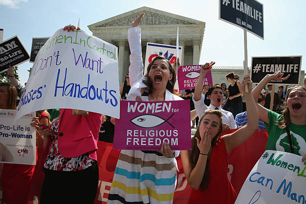 Supreme Court Issues Ruling In Hobby Lobby ACA Contraception Mandate Case:ニュース(壁紙.com)