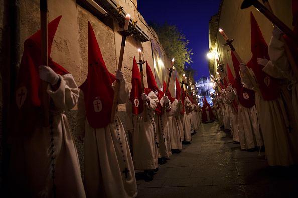 Holy Week「Holy Week Processions Are Held In Zamora」:写真・画像(10)[壁紙.com]