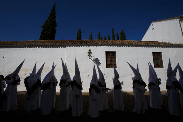 Easter Wednesday Processions During Holy Week In Cordoba:ニュース(壁紙.com)