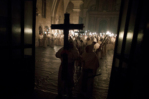 Holy Week「Holy Week Processions Are Held In Zamora」:写真・画像(4)[壁紙.com]