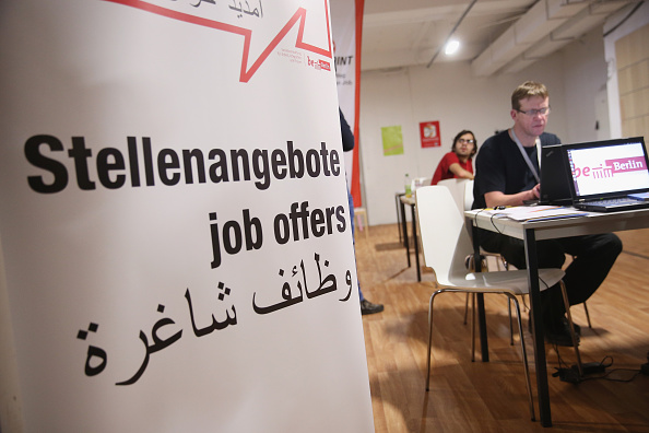 Germany「Berlin Opens Jobs Counseling Center For Migrants」:写真・画像(13)[壁紙.com]