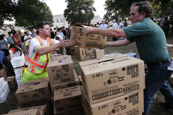 Accidents and Disasters「Washington DC To Shelter Hurricane Katrina Victims」:写真・画像(19)[壁紙.com]