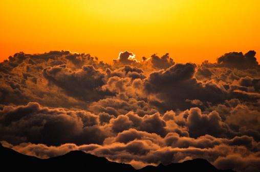 Volcano「Haleakala Sunrise, Maui」:スマホ壁紙(17)