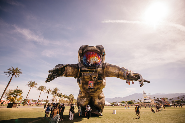 Indio - California「2019 Coachella Valley Music And Arts Festival - Weekend 1 - Day 3」:写真・画像(6)[壁紙.com]