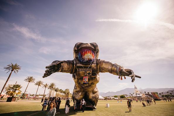 Indio - California「2019 Coachella Valley Music And Arts Festival - Weekend 1 - Day 3」:写真・画像(3)[壁紙.com]