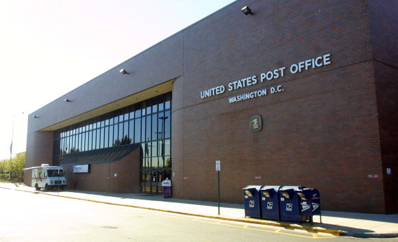 Post - Structure「Brentwood Postal Facility」:写真・画像(4)[壁紙.com]