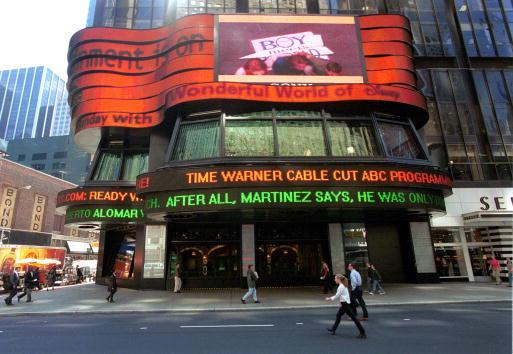 ABC - Broadcasting Company「TIME WARNER CABLE CUTS ABC」:写真・画像(13)[壁紙.com]