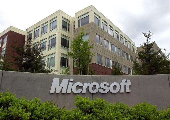 Desktop PC「FILE PHOTO  Federal Judge Throws Out Five Lawsuits Against Microsoft」:写真・画像(3)[壁紙.com]