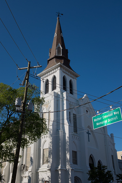 Emanuel AME Church - Charleston「Charleston Emanuel A.M.E. Church」:写真・画像(5)[壁紙.com]