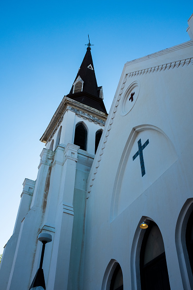 2015 Emanuel AME Church Charleston Shootings「Charleston Emanuel A.M.E. Church」:写真・画像(8)[壁紙.com]