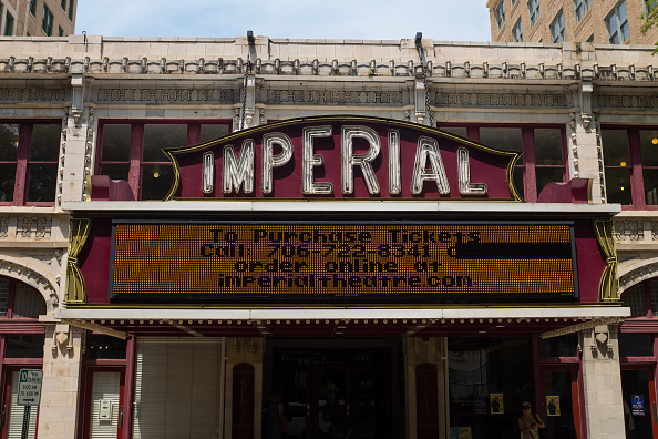 Downtown District「Imperial Theater」:写真・画像(16)[壁紙.com]