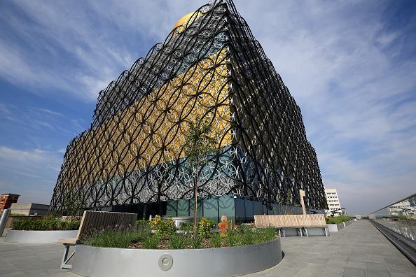新しい「Europe's Largest Public Library Prepares For Offical Opening」:写真・画像(7)[壁紙.com]