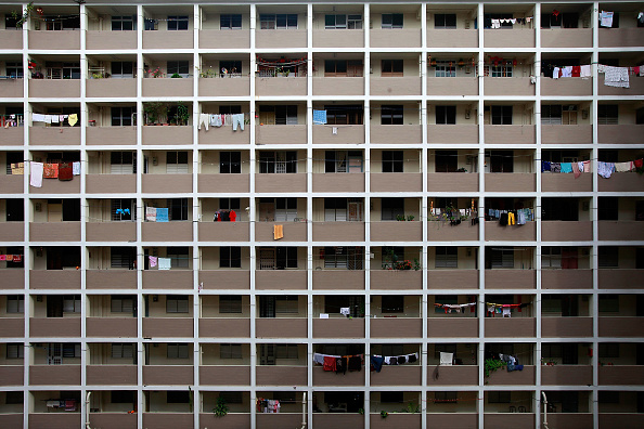 Apartment「Population Debate In Singapore Fueled By Government White Paper」:写真・画像(15)[壁紙.com]