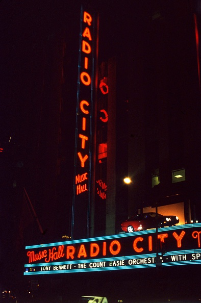 Radio City Music Hall「Radio City Music Hall New York 1998」:写真・画像(9)[壁紙.com]