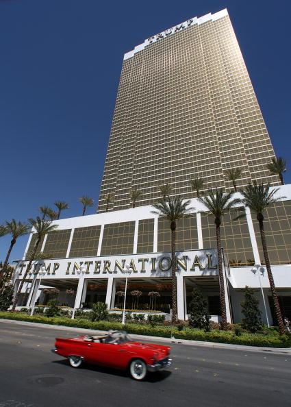 Las Vegas「Trump International Hotel & Tower Las Vegas - Opening Ceremony」:写真・画像(19)[壁紙.com]