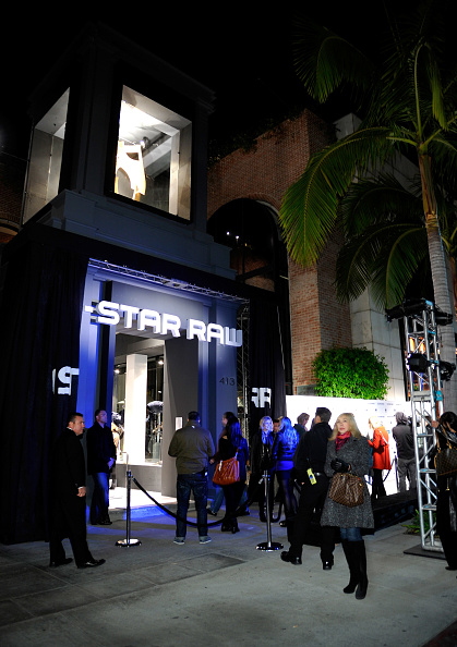 Atmosphere「G-Star Rodeo Drive Store Opening」:写真・画像(4)[壁紙.com]
