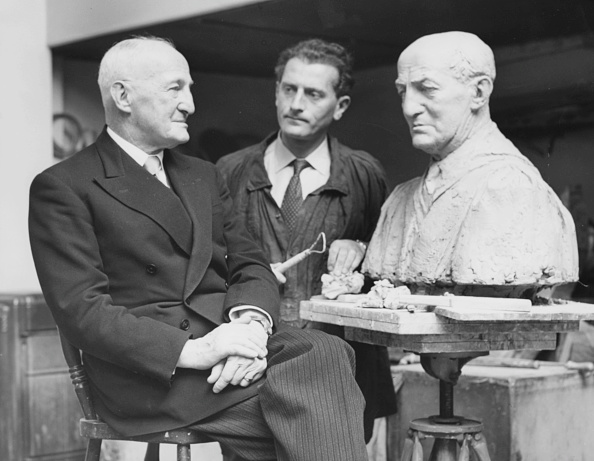 Harry Todd「Sir Arthur Thomson And Franta Belsky」:写真・画像(9)[壁紙.com]