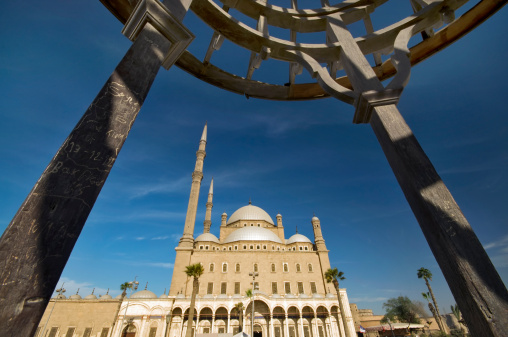 Alabaster「Mosque of Muhammad Ali Pasha or Alabaster Mosque.」:スマホ壁紙(19)