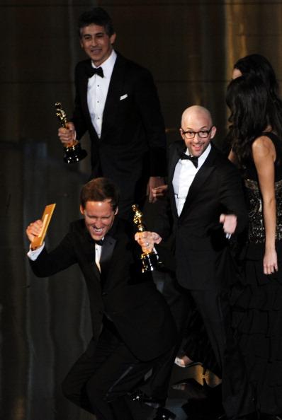 Best Screenplay Award「84th Annual Academy Awards - Show」:写真・画像(7)[壁紙.com]