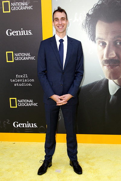 """One Man Only「National Geographic's Premiere Screening of """"Genius"""" in Los Angeles」:写真・画像(16)[壁紙.com]"""