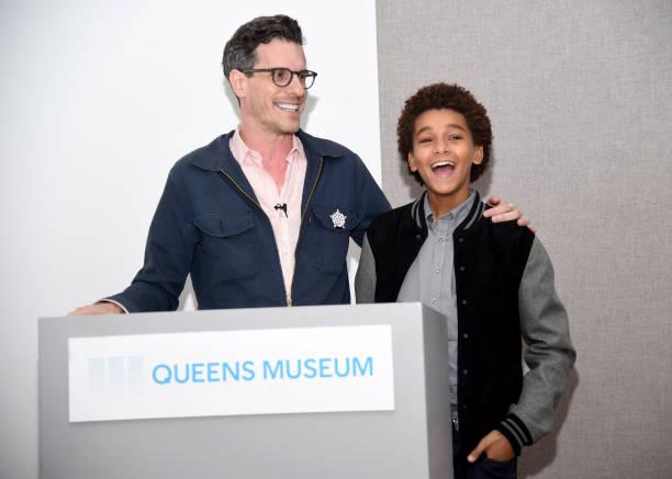 "Queens - New York City「Amazon Studios And Queens Museum Celebrate New Film ""Wonderstruck"" With Lighting Of Panorama Of The City Of New York」:写真・画像(7)[壁紙.com]"