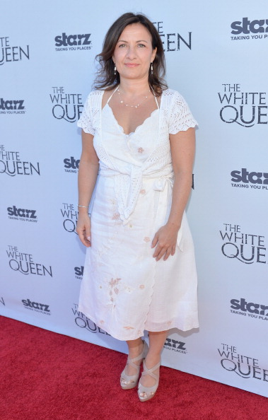 "Halter Top「The British Consulate Toasts The U.S. Launch Of The Starz Original Series ""The White Queen""」:写真・画像(3)[壁紙.com]"