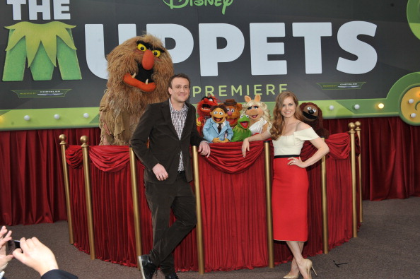 "El Capitan Theatre「Premiere Of Walt Disney Pictures' ""The Muppets"" - Red Carpet」:写真・画像(7)[壁紙.com]"