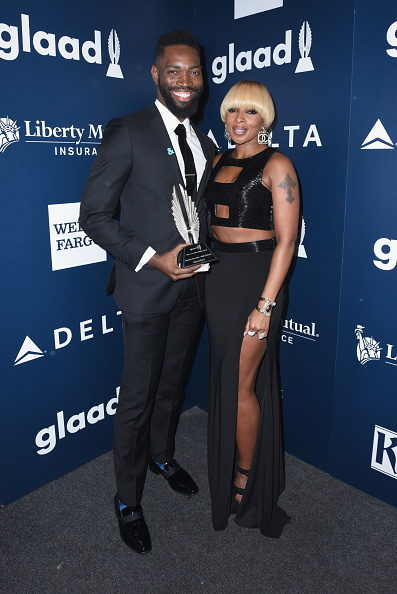 Tarell Alvin McCraney「28th Annual GLAAD Media Awards in LA - Backstage」:写真・画像(12)[壁紙.com]