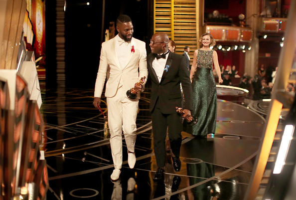 Tarell Alvin McCraney「89th Annual Academy Awards - Backstage」:写真・画像(2)[壁紙.com]