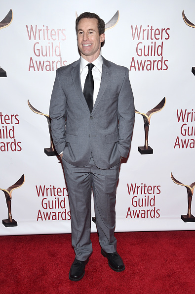 Chris Sparling「69th Writers Guild Awards New York Ceremony - Arrivals」:写真・画像(6)[壁紙.com]