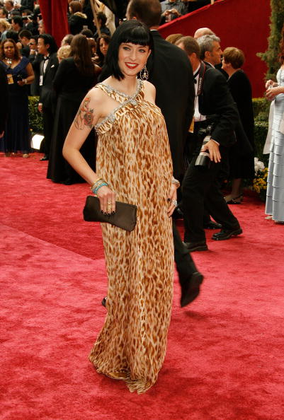Bangs「80th Annual Academy Awards - Arrivals」:写真・画像(2)[壁紙.com]