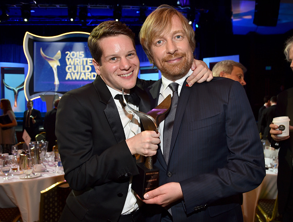 Best Screenplay Award「2015 Writers Guild Awards L.A. Ceremony - Inside Show」:写真・画像(17)[壁紙.com]