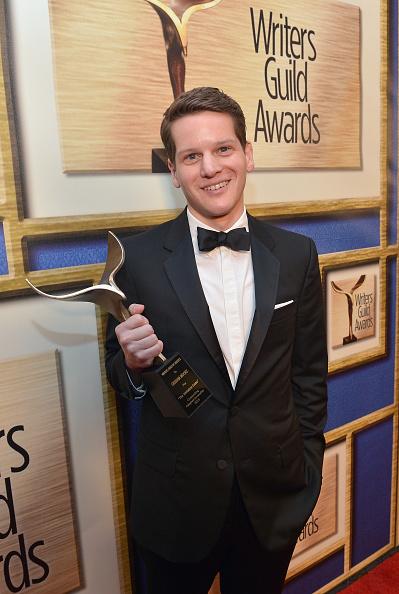 Best Screenplay Award「2015 Writers Guild Awards L.A. Ceremony - Inside Show」:写真・画像(4)[壁紙.com]