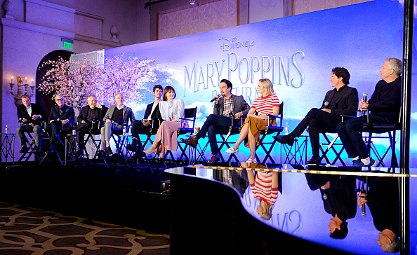 David Lin「Disney's Mary Poppins Returns Press Conference」:写真・画像(18)[壁紙.com]
